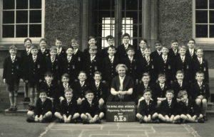 Edinburgh Royal High School Primary 5A 1960