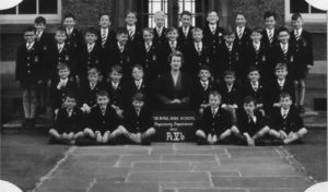 Royal High School of Edinburgh Primary 5B 1960