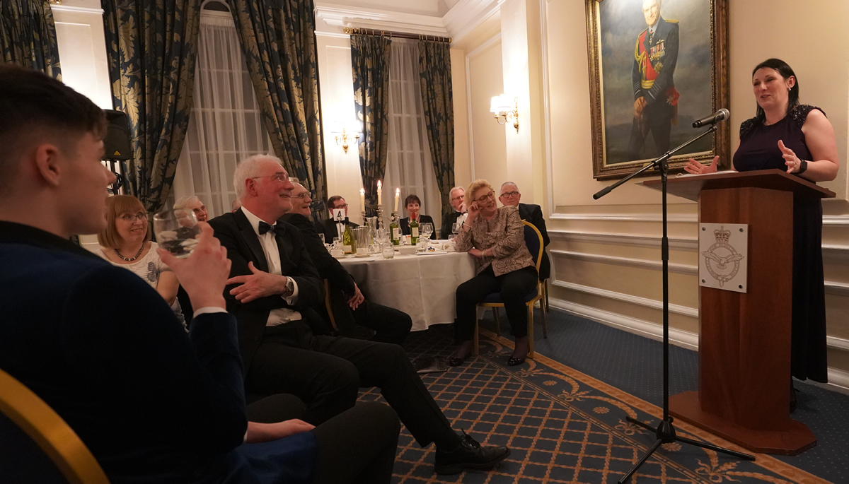 Link to photos of the 2020 RHSCL Annual Dinner
