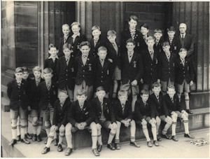 First year 1955 or 1956