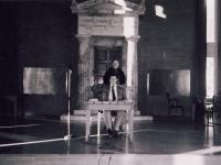 Memorial Door - Euan MacDonald & Edward Tait