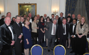 Group at the 2013 Annual Dinner
