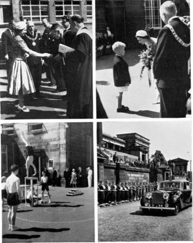 Royal Visit 4th July 1958