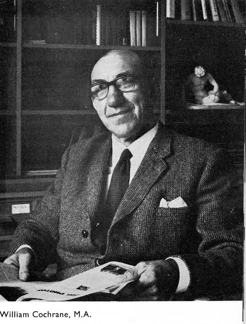 William Cochran M.A.